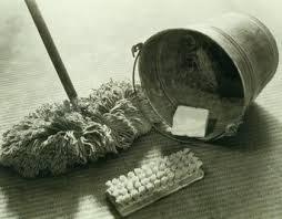 Leveren van schoonmaakmiddelen en -machines